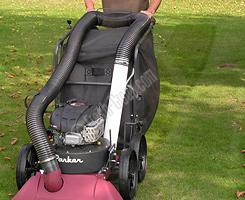 Parker Billy Goat Lawn Vacuum