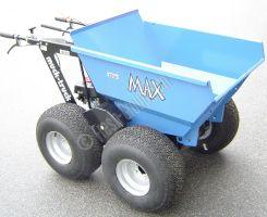 Max Dumper with Turf Tyres